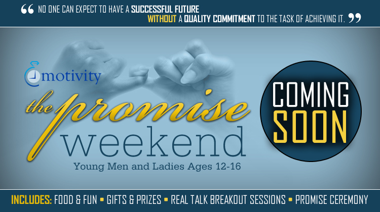 Motivity Presents 'Promise Weekend'