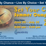 "Motivity's ""Set Your Course"" Summer Camp Series – 2015"